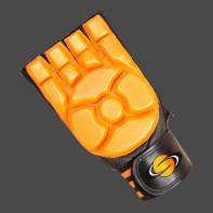 Thermo Foam Thick Half Finger